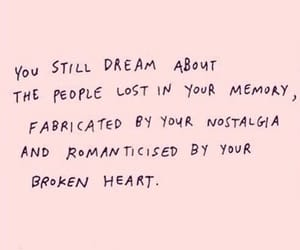 quotes, memories, and Dream image