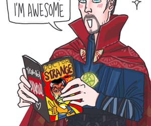Marvel, doctor strange, and dr strange image