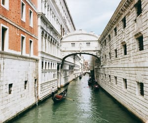travel, venice, and trip image