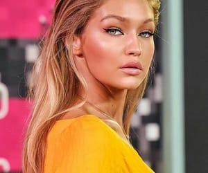 gigi hadid, model, and blonde image