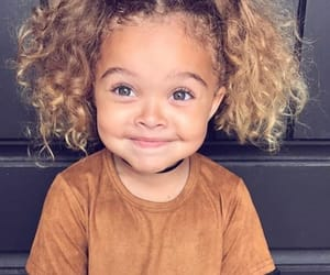 baby, beautiful, and smile image