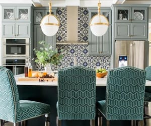 home decor, interior decorating, and kitchen image
