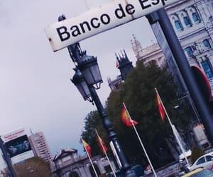 espana, madrid, and spain image