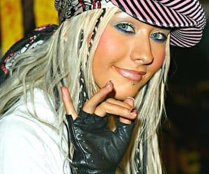 christina aguilera and xtina image