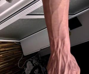 muscle, veins, and we love it image
