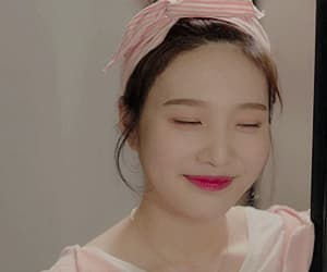 gif, park soo young, and the great seducer image