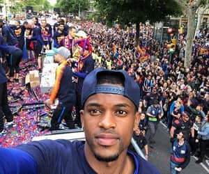 Barcelona, dembele, and campeones image