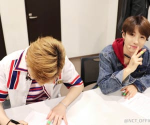 jaemin, renjun, and ♡nct♡ image