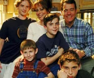 Malcolm, malcolm in the middle, and family image