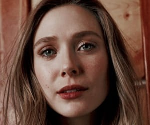 aesthetic, elizabeth olsen, and icon image