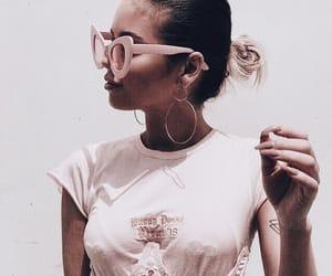 fashion, pink, and beauty image