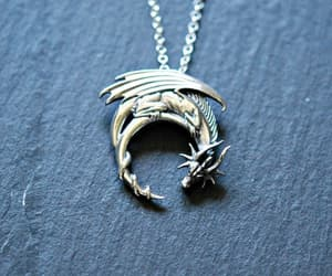 dragon, fantasy, and jewelry image