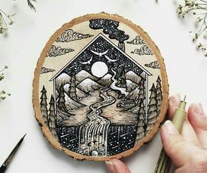 art and wood image
