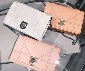 bags, dior, and white image