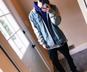 jeydon wale, instagram, and mirror selfie image