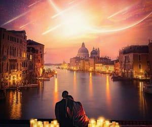 amazing, couple, and dreamy image