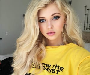 loren gray, loren, and makeup image