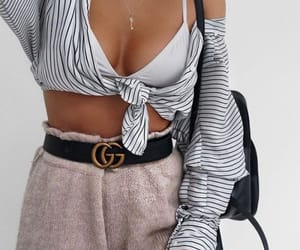 accessories, beach, and clothes image