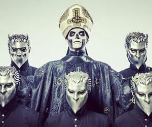 666, music, and nameless ghouls image