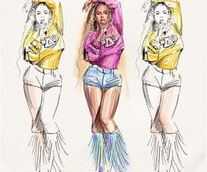 art, queen bey, and beyonce knowles carter image