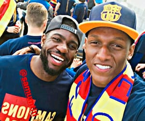 Barca, crazy, and players image