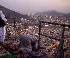 allah, muslim, and view image