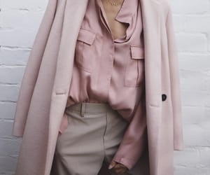 blog, coat, and outfit image