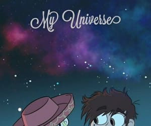 marco, universe, and star image