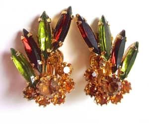 earrings, etsy, and juliana image