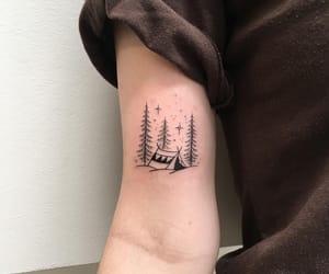 camping and Tattoos image