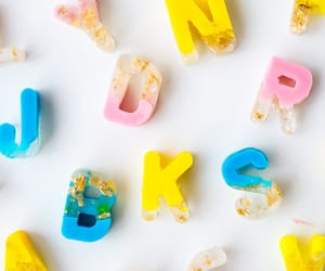 letters, alphabet, and diy image