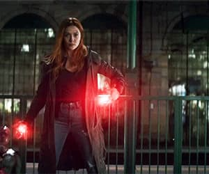 Avengers, gif, and scarlet witch image