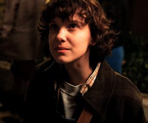 gif, stranger things, and eleven image