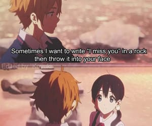 anime, love, and hurt image