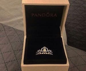 pandora, ring, and accessories image