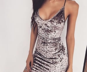 dress, bodycon dress, and fashon inspo image