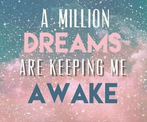 dreams, pretty, and quotes image