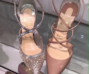 louboutin, christianlouboutin, and shoes image