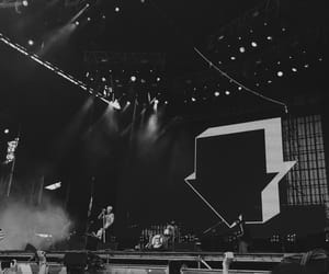 band, live, and Lollapalooza image