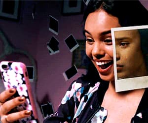gif, jessica, and thirteen reasons why image