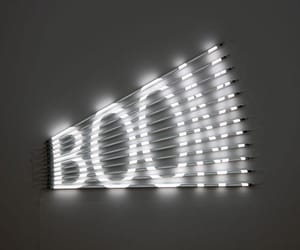 boom, light, and art image