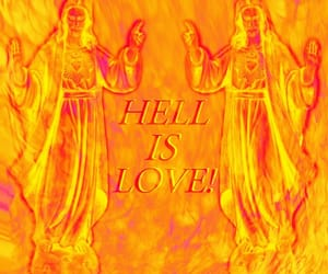 alternative, flames, and hell image