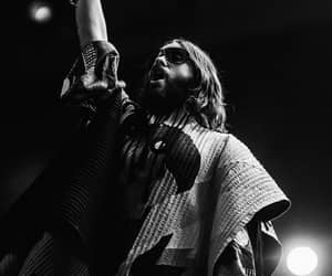 30 seconds to mars, jared leto, and russia image