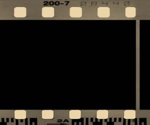 film strip, overlay, and retro image