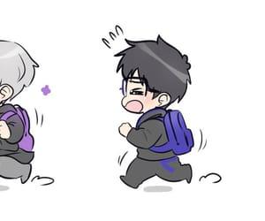 kawaii, victor, and yuri image