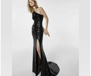 black, Pronovias, and Couture image
