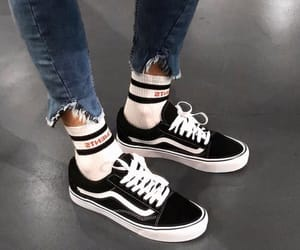 aesthetic, shoes, and fashion image
