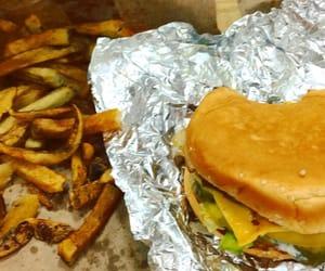 cheeseburger, five guys, and florida image