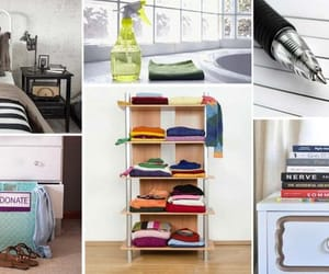 beauty and fashion ideas, keeping home organised, and make your home look clean image