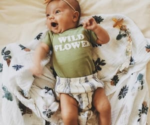 baby girl, family, and fashion image